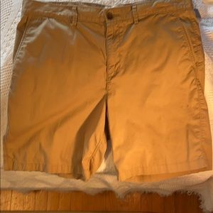 NWT Original Penguin Men's Twill Shorts 38